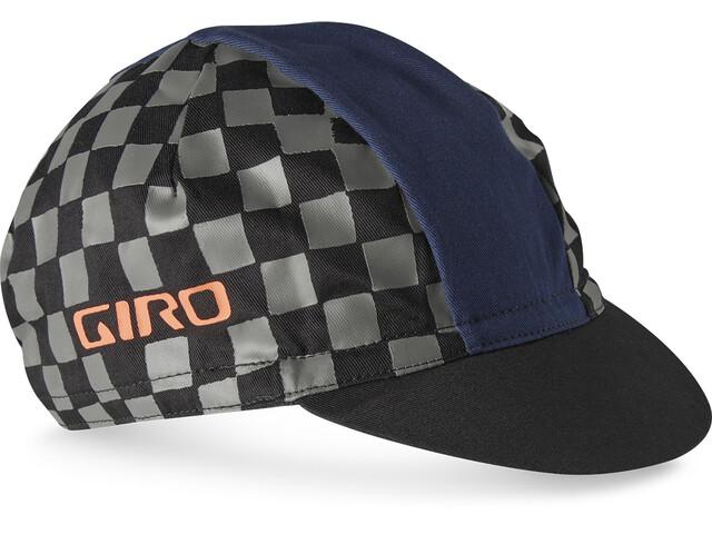 Giro Classiccotton Cap Unisex charcoal/peach/midnight